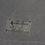 Мужская футболка Submariner Pocket Light Grey фото- 3