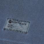 Мужская футболка Submariner Pocket Light Navy фото- 3