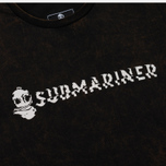 Мужская футболка Submariner Rusty 8 Bit Basic Logo Black фото- 2