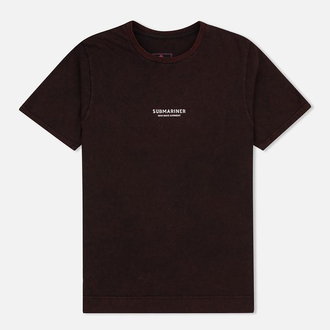Submariner Tee Rusty Men's T-shirt Red