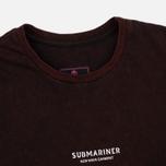 Submariner Tee Rusty Men's T-shirt Red photo- 1