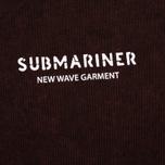 Submariner Tee Rusty Men's T-shirt Red photo- 2