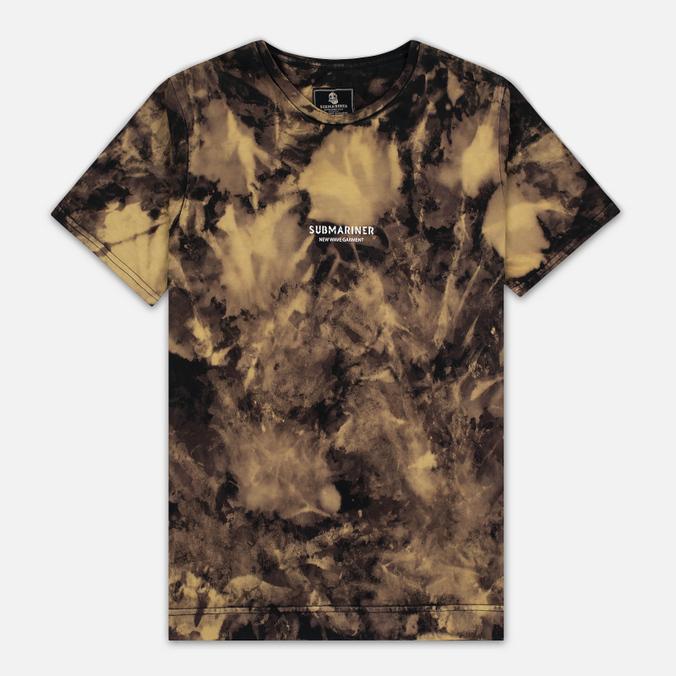 Мужская футболка Submariner x BRANDSHOP Acid Camo Yellow Black