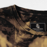 Мужская футболка Submariner x BRANDSHOP Acid Camo Yellow Black фото- 1