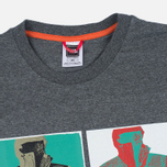 The North Face 1990 SS Men's T-shirt Grey Heather photo- 1