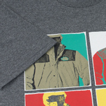 The North Face 1990 SS Men's T-shirt Grey Heather photo- 4