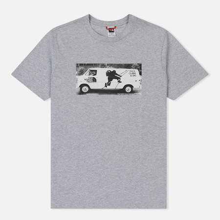 Мужская футболка The North Face Celebration Easy TNF Light Grey Heather