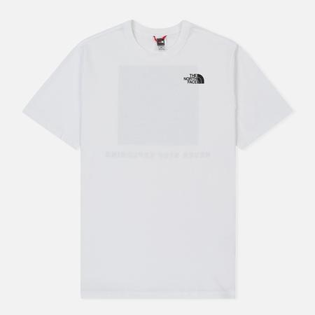 Мужская футболка The North Face Celebration TNF White