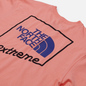 Мужская футболка The North Face Extreme Miami Pink фото - 2