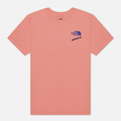 Мужская футболка The North Face Extreme Miami Pink