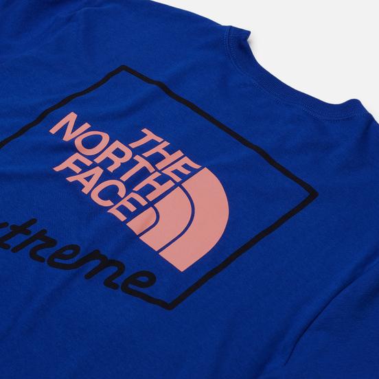 Мужская футболка The North Face Extreme TNF Blue