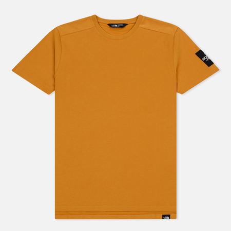 Мужская футболка The North Face Fine 2 Citrine Yellow