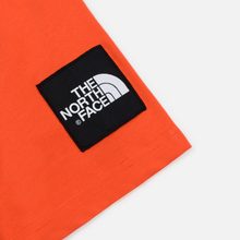 Мужская футболка The North Face Fine 2 Tangerine Tan фото- 3