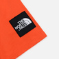 Мужская футболка The North Face Fine 2 Tangerine Tan фото - 3