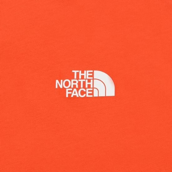 Мужская футболка The North Face Fine 2 Tangerine Tan