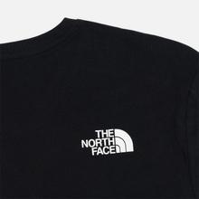 Мужская футболка The North Face Fine 2 TNF Black фото- 3