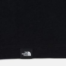Мужская футболка The North Face Fine 2 TNF Black фото- 4