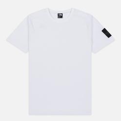 Мужская футболка The North Face Fine 2 TNF White Reflective/TNF Black