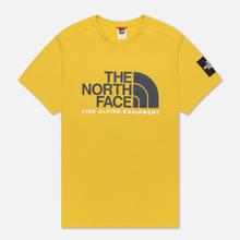 Мужская футболка The North Face Fine Alpine Equipment 2 Bamboo Yellow фото- 0
