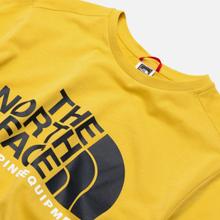 Мужская футболка The North Face Fine Alpine Equipment 2 Bamboo Yellow фото- 1