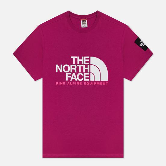 Мужская футболка The North Face Fine Alpine Equipment 2 Wild Aster Purple