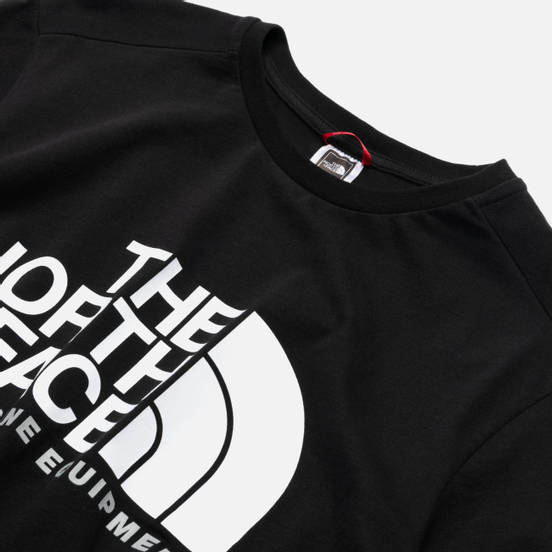 Мужская футболка The North Face Fine Alpine Equipment TNF Black