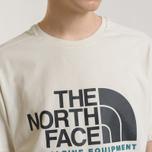Мужская футболка The North Face Fine Alpine Equipment Vintage White фото- 3