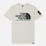 Мужская футболка The North Face Fine Alpine Equipment Vintage White фото- 0