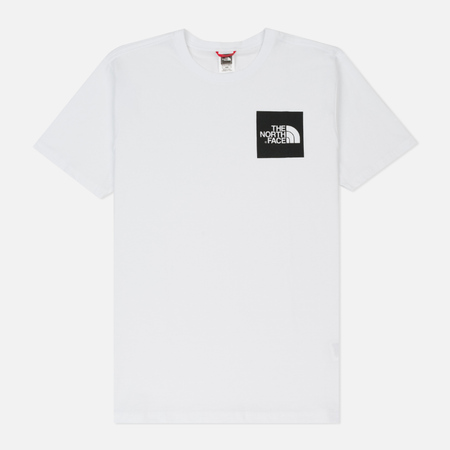Мужская футболка The North Face Fine Black Label Collection White/Black