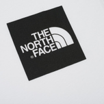 Мужская футболка The North Face Fine Black Label Collection White/Black фото- 2