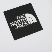 Мужская футболка The North Face Fine TNF White/TNF Black фото- 2
