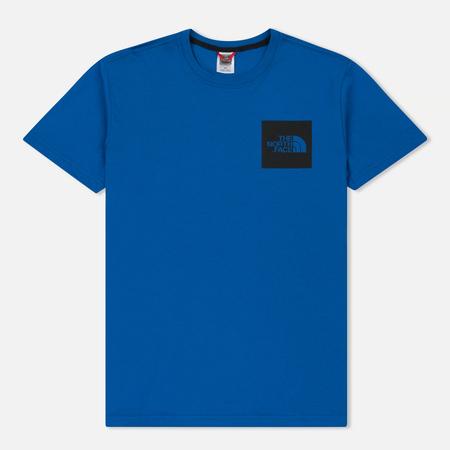 Мужская футболка The North Face Fine Bright Cobalt Blue