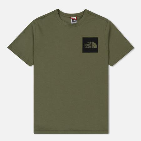 Мужская футболка The North Face Fine Deep Lich Green