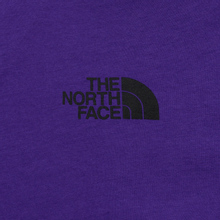 Мужская футболка The North Face Fine Hero Purple фото- 3