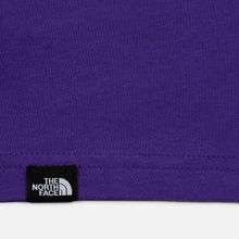 Мужская футболка The North Face Fine Hero Purple фото- 4
