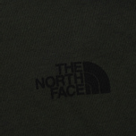 Мужская футболка The North Face Fine Pocket Rosin Green фото- 3