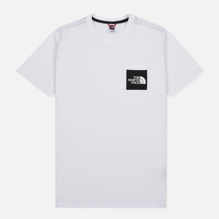 Мужская футболка The North Face Fine Pocket TNF White
