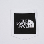 Мужская футболка The North Face Fine Pocket TNF White фото- 2