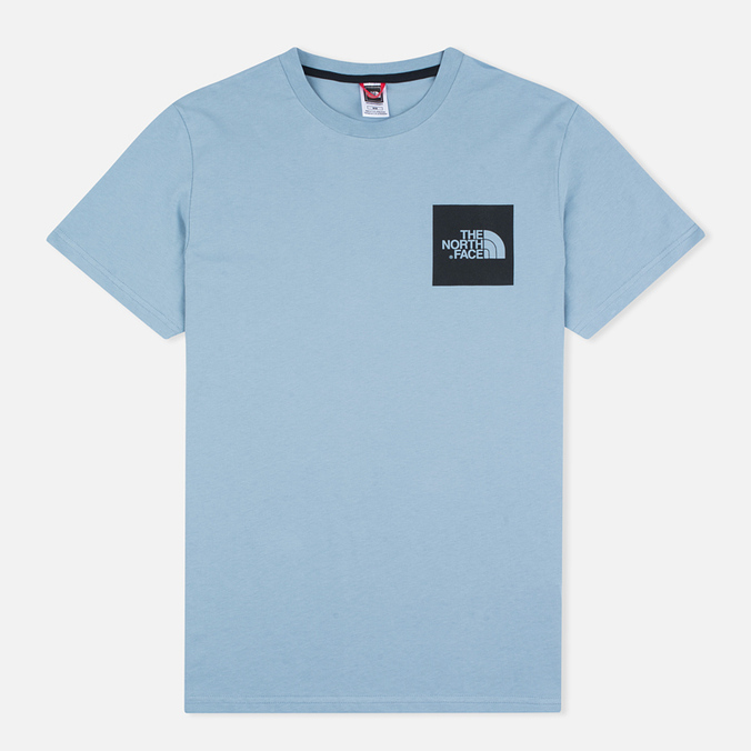 Мужская футболка The North Face Fine SS Faded Denim