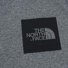 Мужская футболка The North Face Fine SS Grey Heather фото- 2