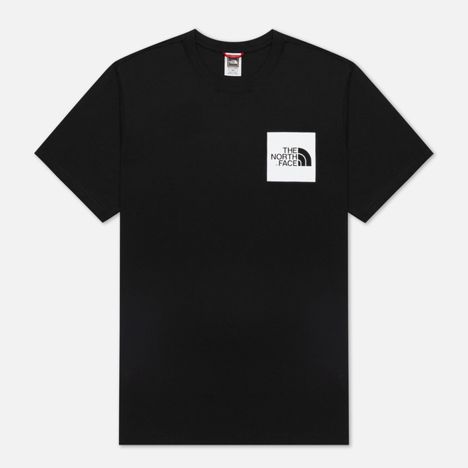Мужская футболка The North Face Fine SS TNF Black