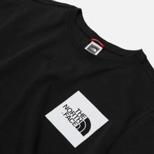 Мужская футболка The North Face Fine SS TNF Black фото- 1