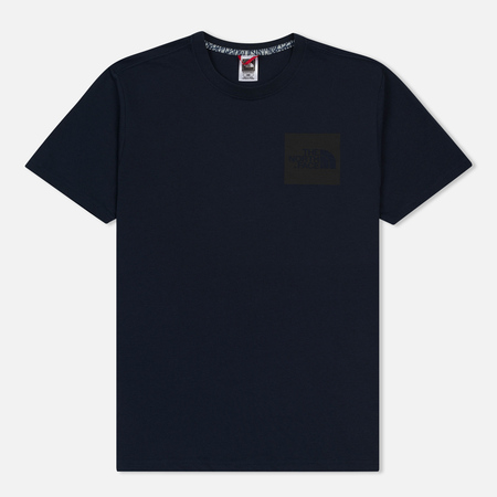 Мужская футболка The North Face Fine SS Urban Navy