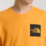 Мужская футболка The North Face Fine SS Zinna Orange фото- 2