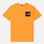 Мужская футболка The North Face Fine SS Zinna Orange фото- 0