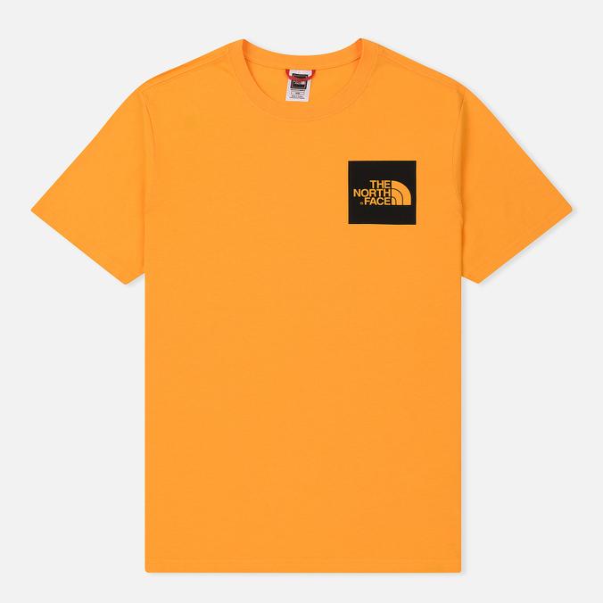 Мужская футболка The North Face Fine SS Zinna Orange