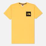 Мужская футболка The North Face Fine TNF Yellow фото- 0