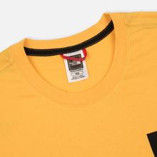 Мужская футболка The North Face L/S Fine TNF Yellow фото- 1