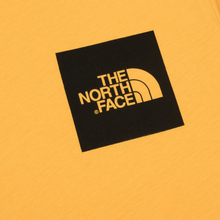 Мужская футболка The North Face L/S Fine TNF Yellow фото- 2