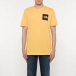 Мужская футболка The North Face Fine TNF Yellow фото- 5